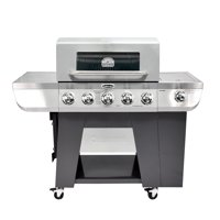 Cuisinart 3-in-1 Five Burner Gas Grill