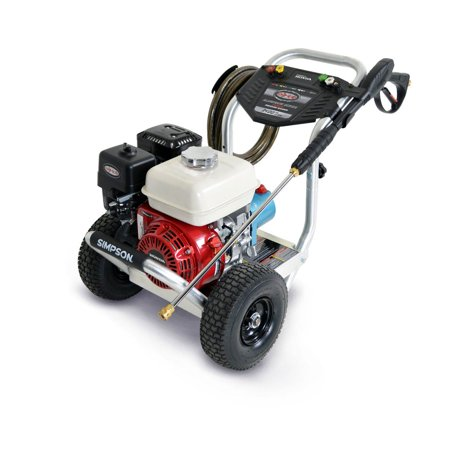 Simpson Cleaning ALH3228-S 3,400 PSI 2.5 GPM 196cc Gas Honda Engine Power Washer