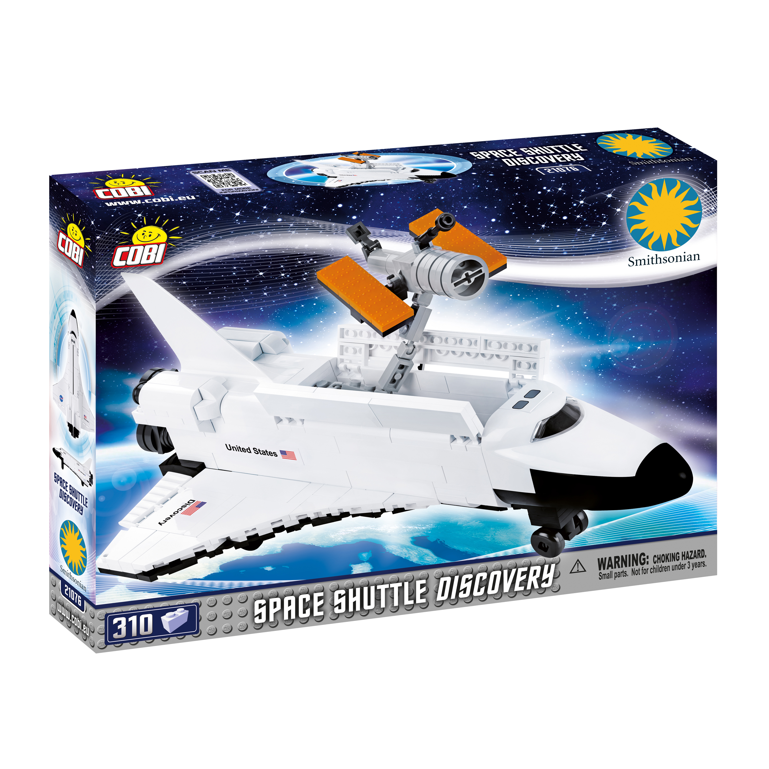 space shuttle discovery cobi - photo #23