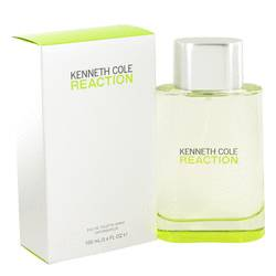 8bd9b9b29b28 Kenneth Cole Reaction by Kenneth Cole Eau De Toilette Spray 3.4 oz ...