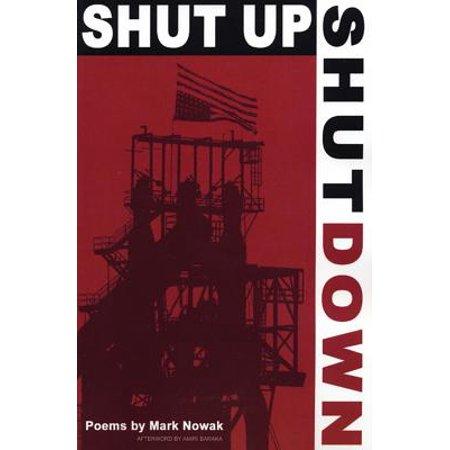 Shut Up Shut Down