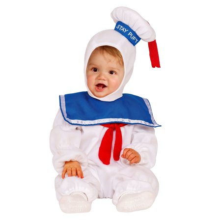 Stay Puft Marshmallow Man Ghostbusters 510168 Toddler Size 2T