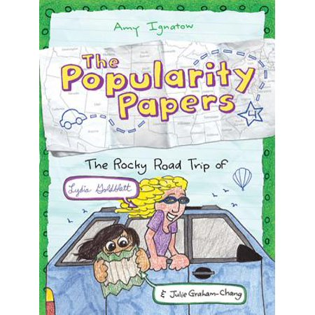 Graham Paper (The Popularity Papers : Book Four: The Rocky Road Trip of Lydia Goldblatt & Julie Graham-Chang)