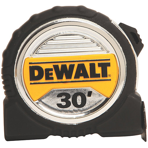 1-1/4X30' Tape Stanley Tools Tape Measures and Tape Rules DWHT33386 076174333862
