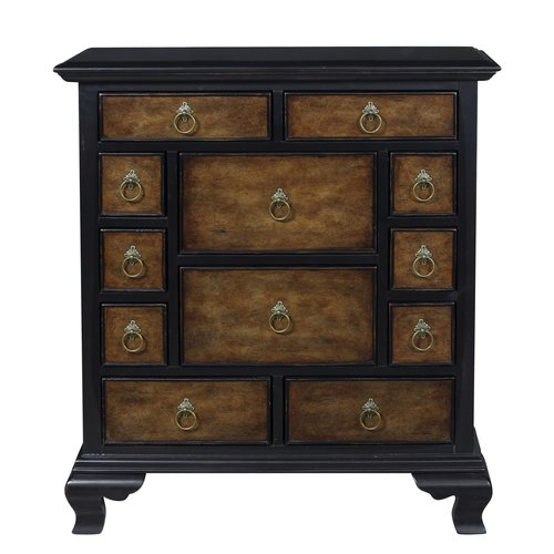 Accentrics Home Millicent Two Tone Drawer chest