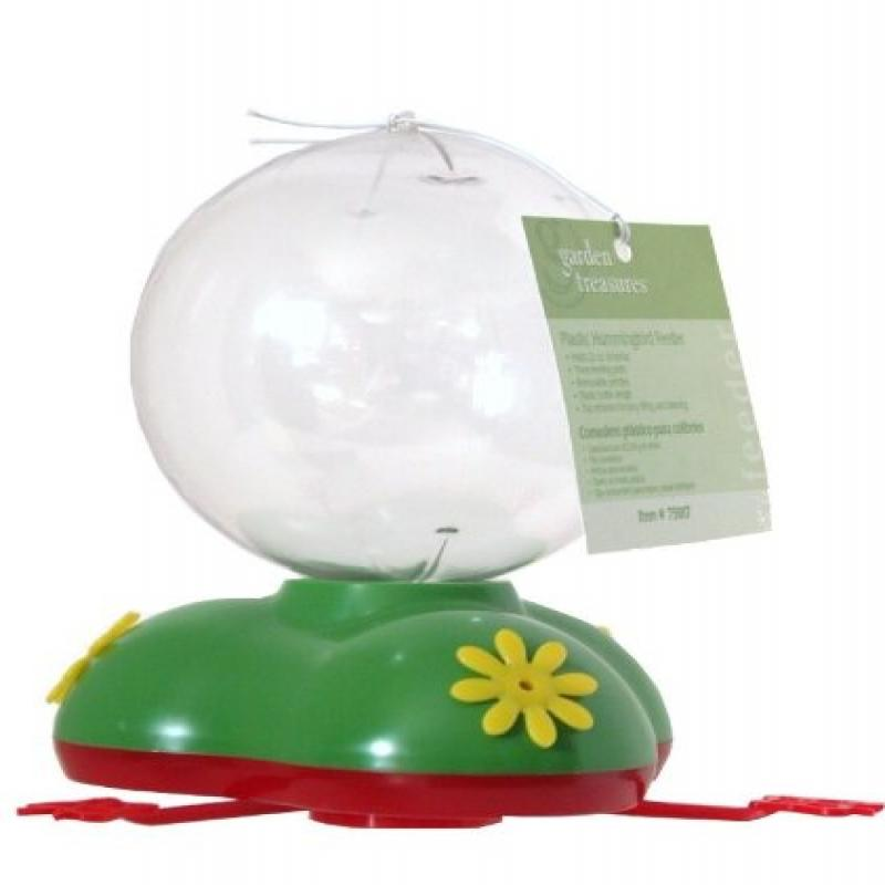 Superieur Garden Treasures Plastic Hummingbird Feeder