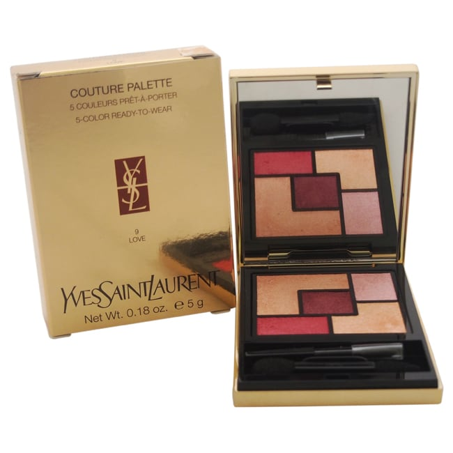 Yves Saint Laurent Couture Palette (5 Color Ready To Wear...