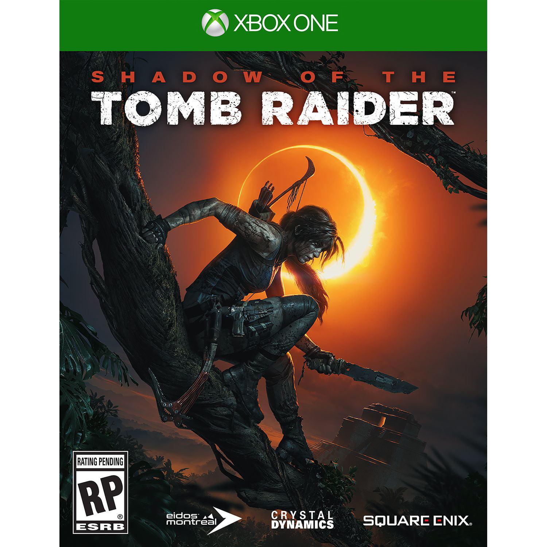 Shadow of Tomb Raider, Square Enix, Xbox One, 662248921310