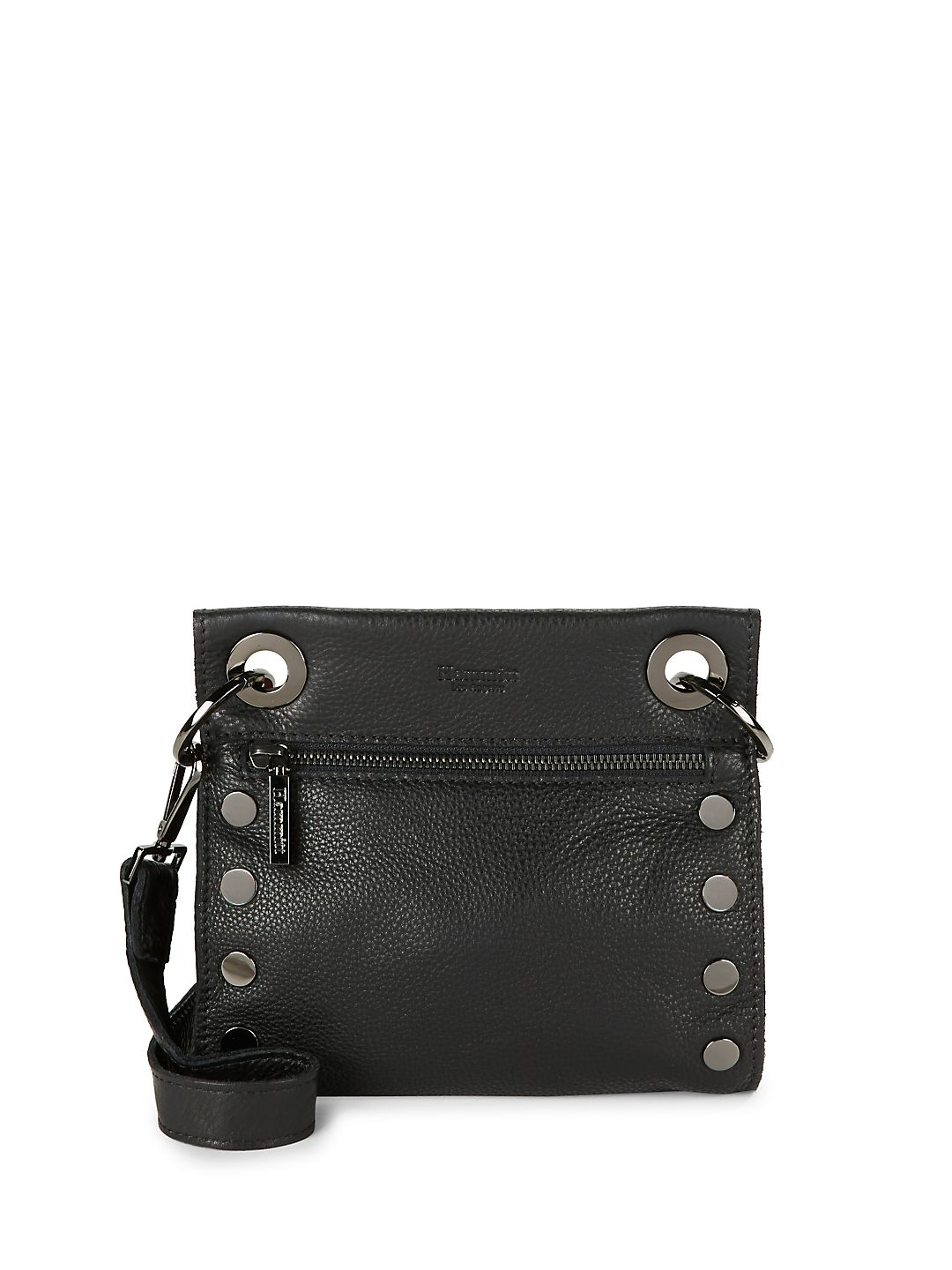 Tony Leather Crossbody Bag