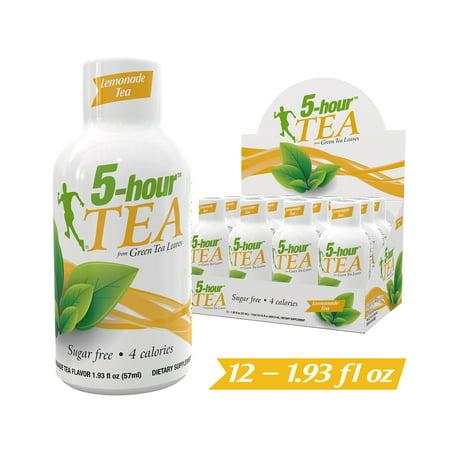 5-hour Tea Lemonade flavor, 1.93 fl oz, 12