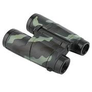 xinxinxx Camouflage Green 4X Binoculars Telescope Children Kids Toys Outdoor Camping Climbing Tools Travelling Field Glasses
