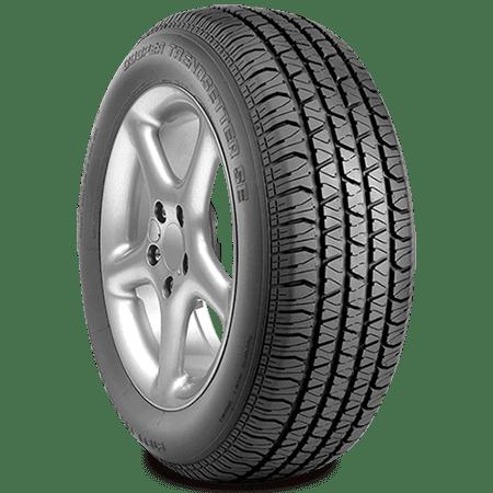 2 New P215//75R15 100S Cooper Trendsetter SE 215 75 15 Tires