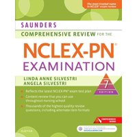 Saunders Comprehensive Review for the Nclex-Pn(r) Examination (Paperback)