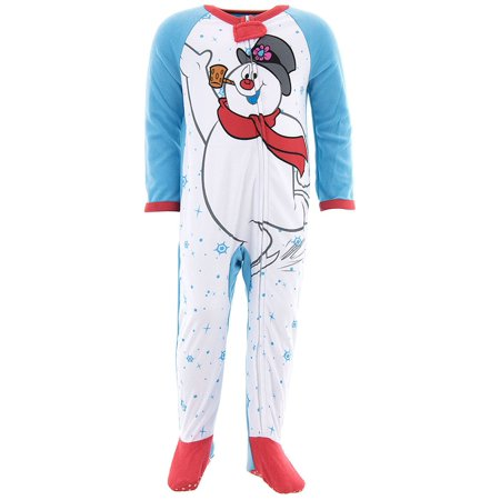Frosty The Snowman Infant Footed Pajamas 9f93a26c1