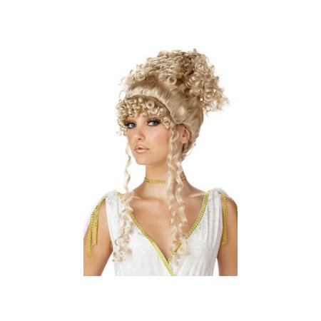 Athenian Collection - California Costume Collections Blonde Athenian Goddess Wig 70457CAL Blonde