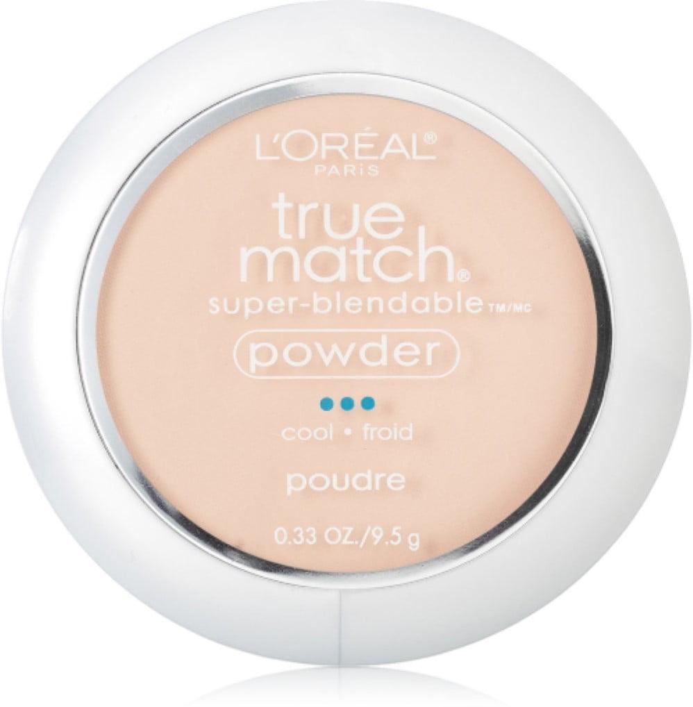 L'Oreal True Match Powder, Alabaster [C1], 0.33 oz (Pack of 2)
