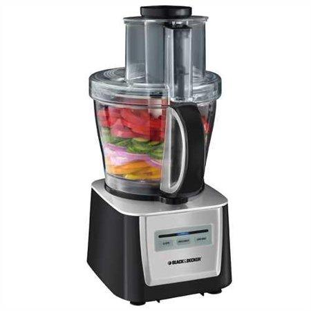 Black and Decker Refurbished Food Processor 500W 12 Cup ...