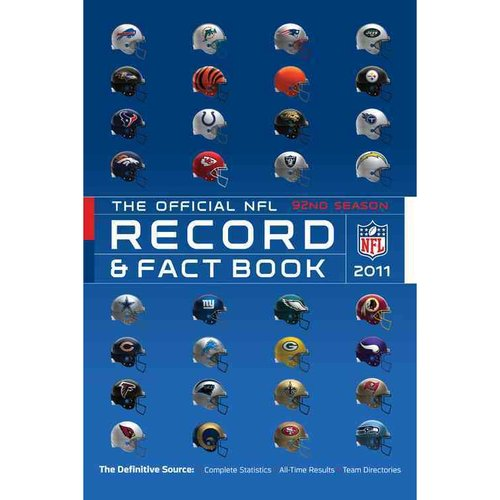 The Official National Football League Record & Fact Book