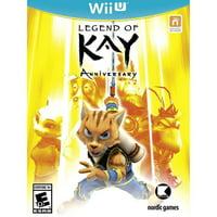 Legend Of Kay HD (Wii U)