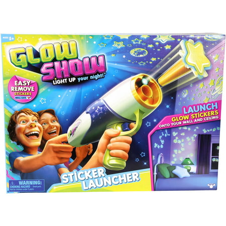 Moose Toys Glow Show Season 1 Sticker Launcher](Glow Toys For Kids)