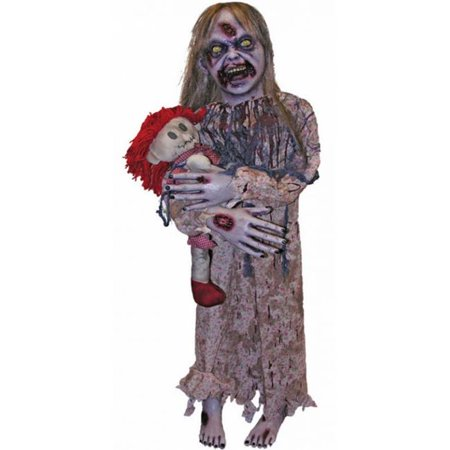 Costumes for all Occasions FM69348 Zombie Girl Prop](Zombie Costumes For Girls)