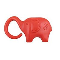 Replacement Elephant for Fisher-Price Animal Activity Baby Jumperoo FFJ00 - Includes Red Elephant Linkable Toy