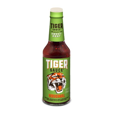 Corey Tiger (Tiger Sauce, The Original, 10 Oz. )