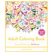 Celebration Edition: Stress Relieving Patterns: Adult Coloring Book, Celebration Edition (Paperback)
