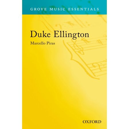 Duke Ellington: Grove Music Essentials - eBook Duke Ellington Music Book