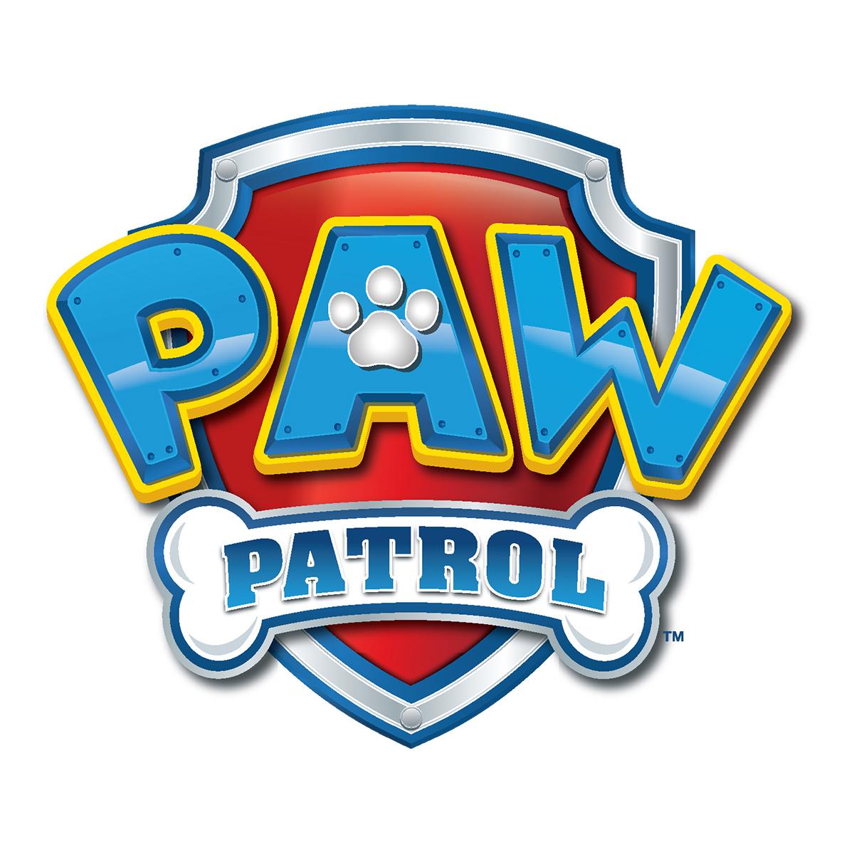 PAW Patrol Kids Throw with 3D Embellishments, 40 x 50, Doggy Dog World