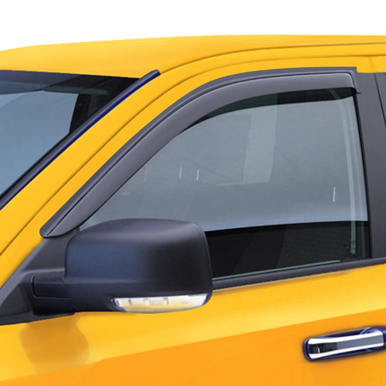 Side Window Visor Wind Deflector Rain Guard for Car 06 07 08 09 10 MAZDA5/4DOOR For 2006 2007 2008 2009 2010 06 07 08 09