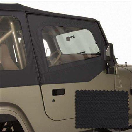 Door Skins, Black Diamond, 88-95 Jeep Wrangler YJ](Denim And Diamonds Party Decorations)