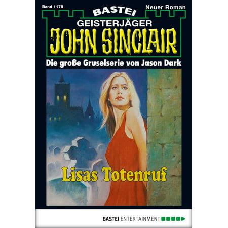 John Sinclair - Folge 1178 - eBook (1178 Glasses)