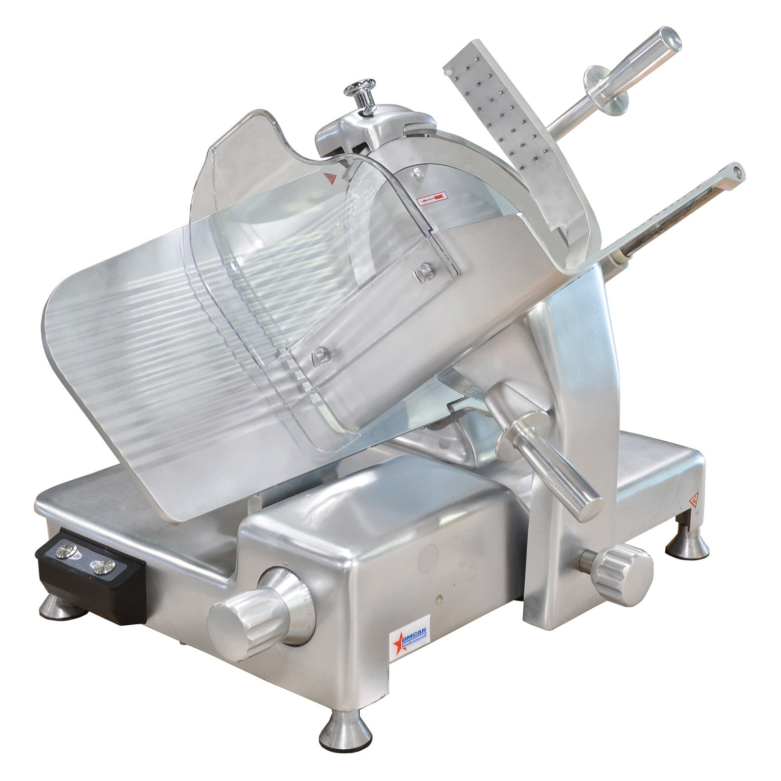 Omcan HBS-350 14 in. Commercial Food Slicer