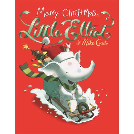 Merry Christmas, Little Elliot (Hardcover)