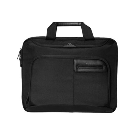 Brenthaven Elliot Slim Brief - Notebook carrying case - 15.4