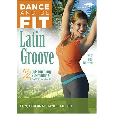 Dance & Be Fit: Latin Groove (DVD)