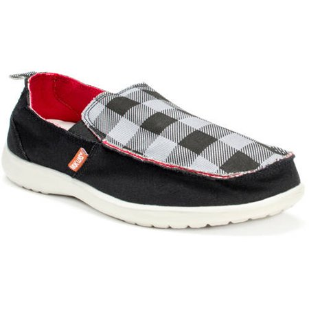 MUK LUKS Men's Andy Shoes Fashion Comfort Outdoor Sole Men's Shoes