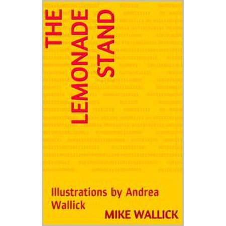 Lemonade Stand Supplies (The Lemonade Stand - eBook)
