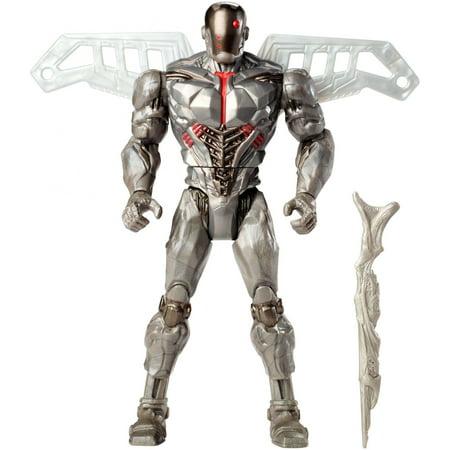 DC Justice League Techno-Shield Cyborg 6