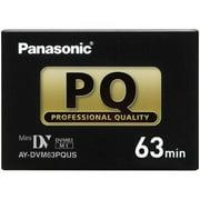 Panasonic AY-DVM63PQUS - Professional Quality - Mini DV tape x 63min
