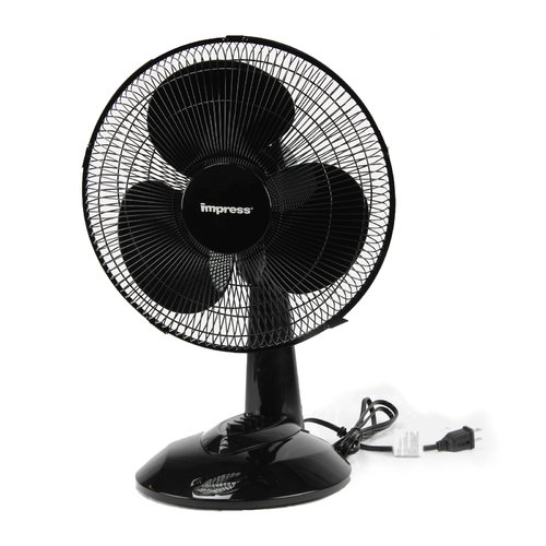 Impress 12 Inch Oscillating Table Fan IM-713B