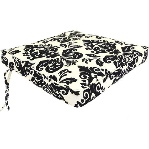 Jordan Manufacturing Floral Seat Pad, Multiple Patterns