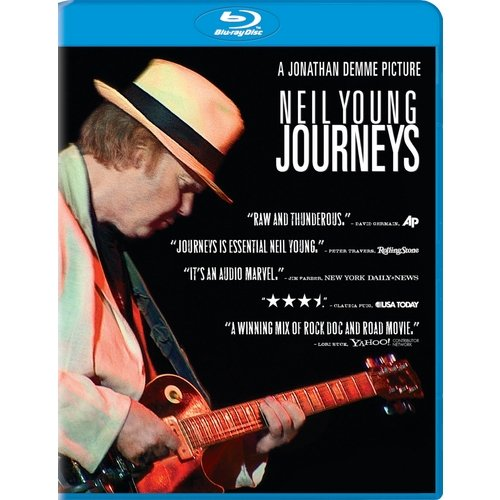 Neil Young Journeys (Blu-ray) (Widescreen)