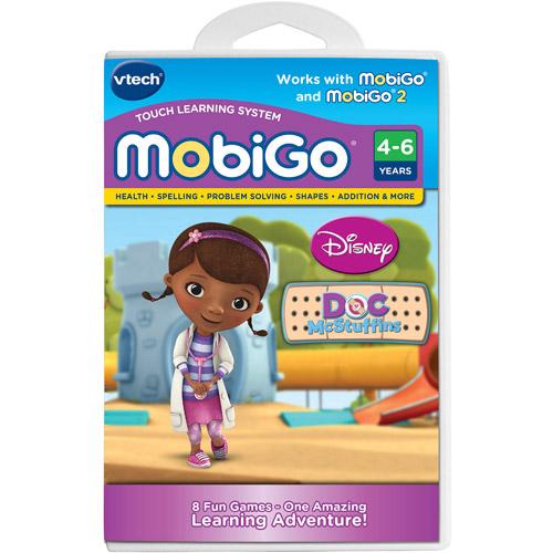 VTech MobiGo Software Doc McStuffins