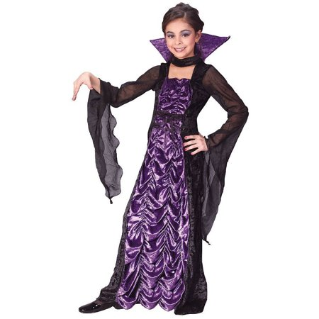 Partyland Countess of Darkness Witch Costume, Small