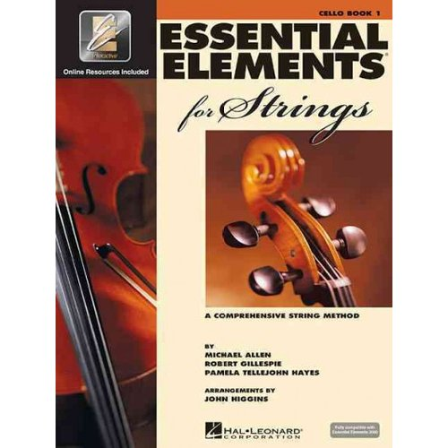 Essential Elements for Strings: Cello : A Comprehensive String Method, Book 1