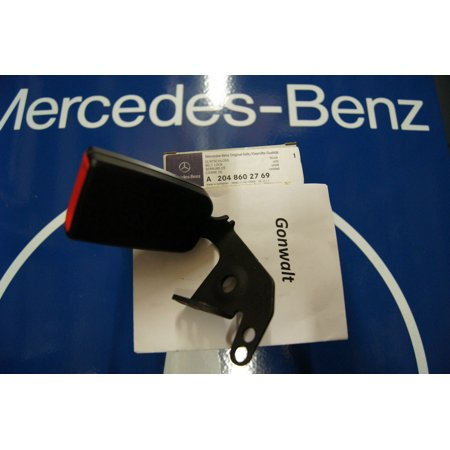 Mercedes Benz Seat Belts - Mercedes Benz Rear Seat Belt Lock Buckle C300 C350 C230 C280 C250 2048602769