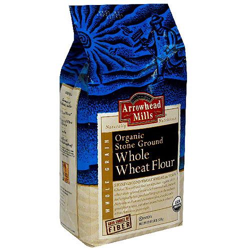 Arrowhead Mills Whole Wheat Flour, 5LB (Pack of 6)
