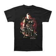 Clash Of The Titans Men's Son Of Zeus T-shirt Large Black